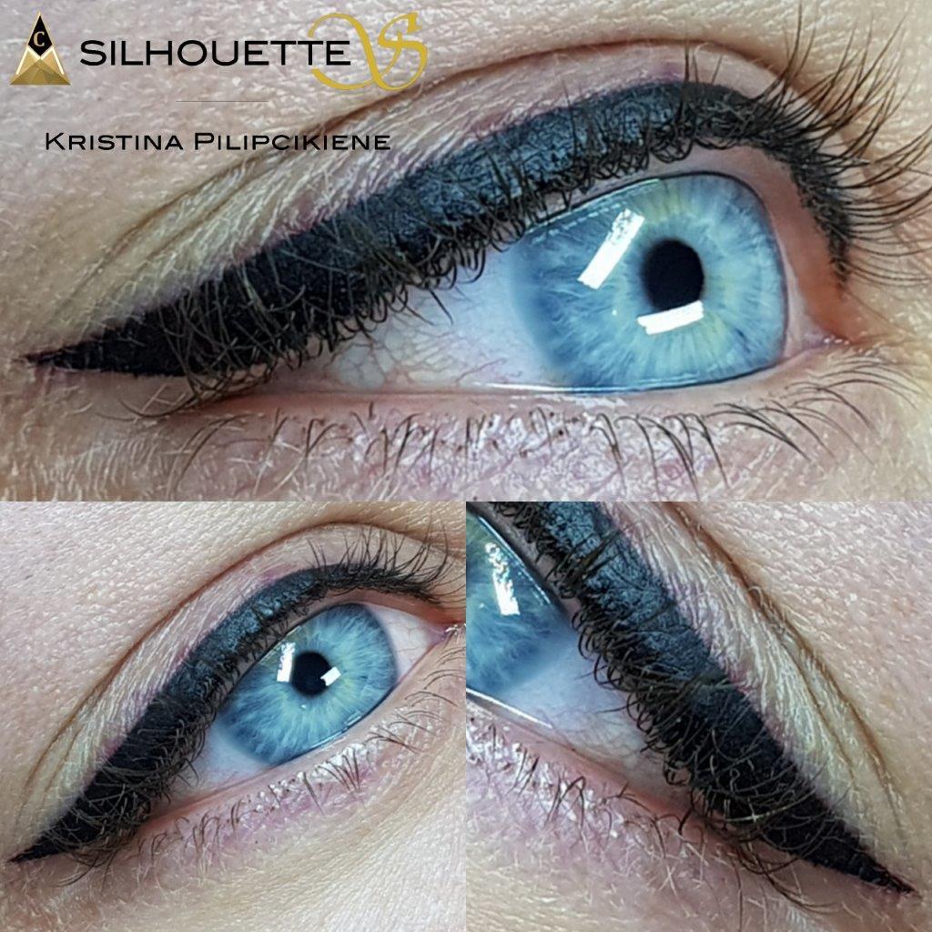 Classic eyeliner