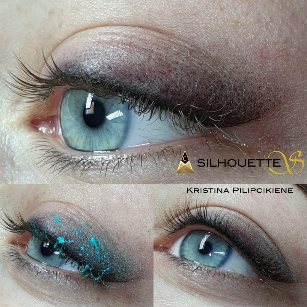 Stardust eyes